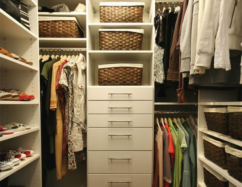 Cocinas empotradas carpintera en mantenimiento del hogar for Custom closet images