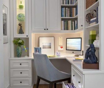 Built-In Desk Unit